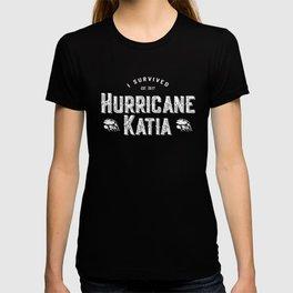 I Survived Hurricane Katia T-shirt