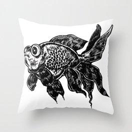 Blackmoor Wu Throw Pillow