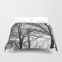 stark Duvet Covers featuring Stark by MLauxDesign