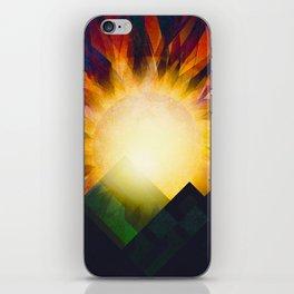 All i need is sunshine iPhone Skin