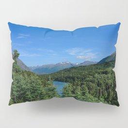 Cooper_Landing 4158, Kenai Peninsula, Alaska Pillow Sham