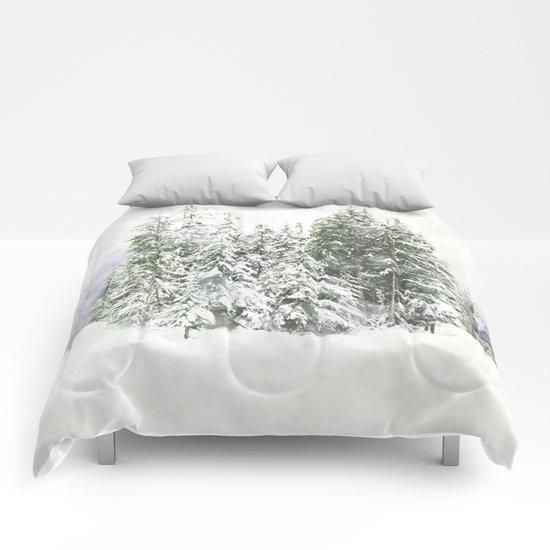 Winter Fresh Comforters