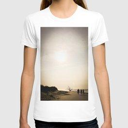 Stroll along the Beach T-shirt