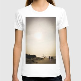 Stroll along the Beach T-shirt