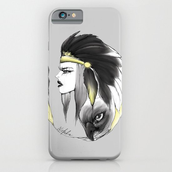 Indian woman  iPhone & iPod Case