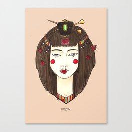Ji-Woong Canvas Print