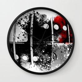 BEND IT Wall Clock