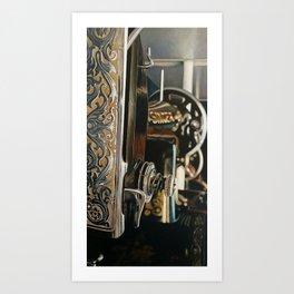The Macnine IX Art Print