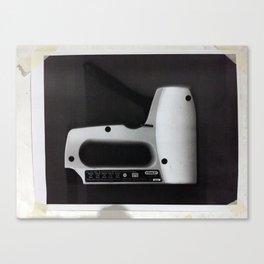 Stapler 1 Canvas Print