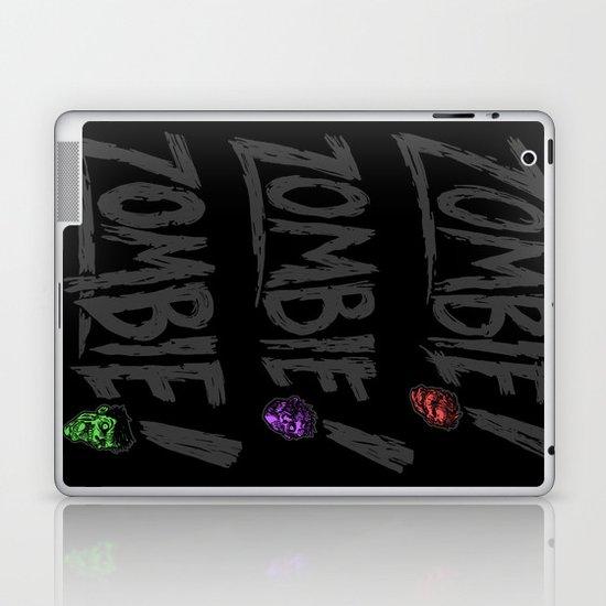 ZOMBIE ZOMBIE ZOMBIE Laptop & iPad Skin