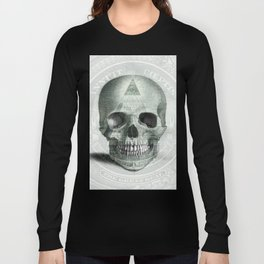 Eye on the Skull Long Sleeve T-shirt