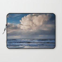 Pacific Rain Cloud  Laptop Sleeve