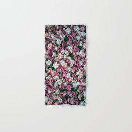 Flower carpet Hand & Bath Towel