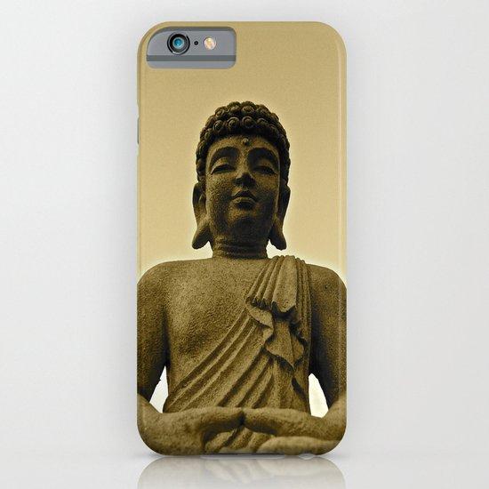 Buddha Prays iPhone & iPod Case