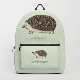 Hedgehog Hedgesprog Backpack