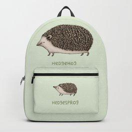 Hedgehog Hedgesprog Backpack