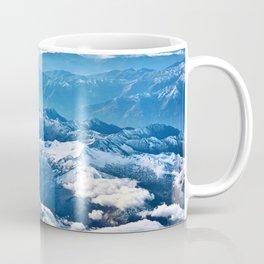 Above the Mountains I Coffee Mug