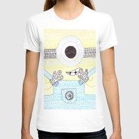 minion T-shirts featuring minion by di yirou