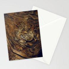 Bark Patterns Stationery Cards