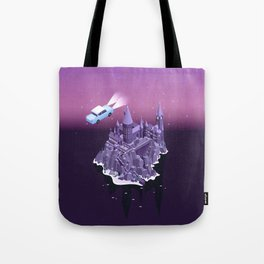 Hogwarts series (year 2: the Chamber of Secrets) Tote Bag