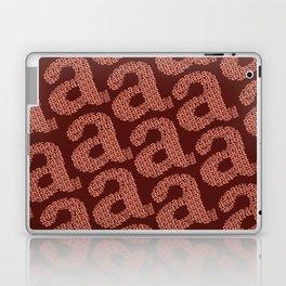 "type ""a"" Laptop & iPad Skin"