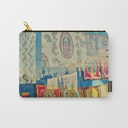 LA Window - Our Lady of Guadalupe Carry-All Pouch