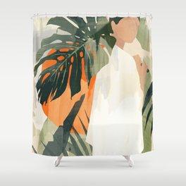 Jungle 3 Shower Curtain
