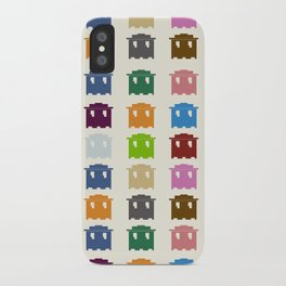 Ghosts Spots iPhone Case