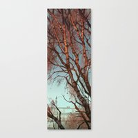 loish Canvas Prints featuring winter  by loish