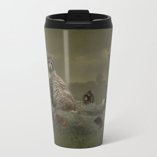 The Mouser Travel Mug