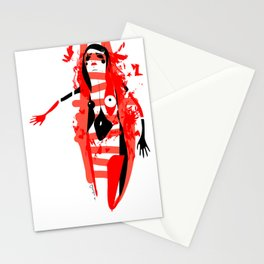 Run - Emilie Record Stationery Cards