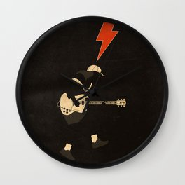 ACDC - For Those About to Rock! Wall Clock