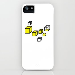 Angular Eyes iPhone Case