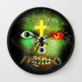 GRIS GRIS Wall Clock
