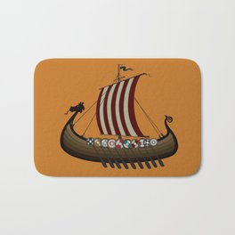 Vikings Bath Mat