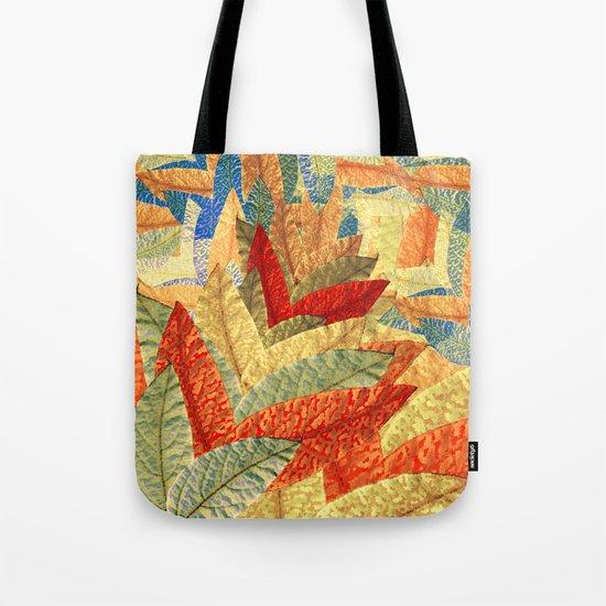 Expecting Autumn Tote Bag