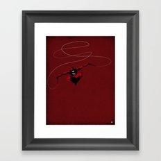 My Daredevil Framed Art Print