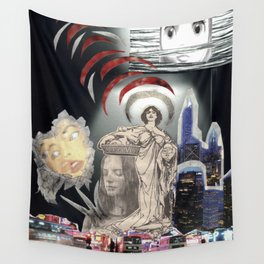 Vibrations Wall Tapestry