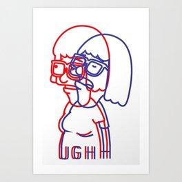 UGHH Art Print