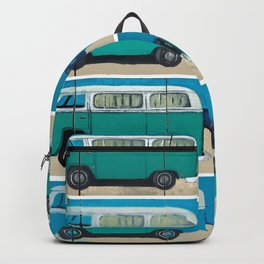 Buses Backpack