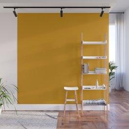 Golden Yellow Medium Wall Mural