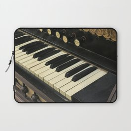 Organ Keys Laptop Sleeve