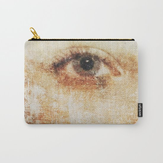 Mist People Carry-All Pouch