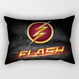 The Flash Inside Rectangular Pillow