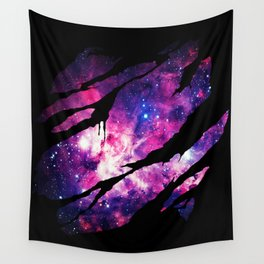 Deep Space Inside Wall Tapestry