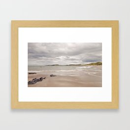 Embleton Bay Framed Art Print