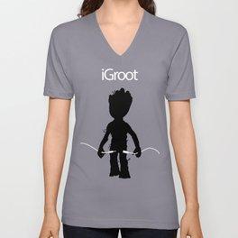 iGroot Unisex V-Neck