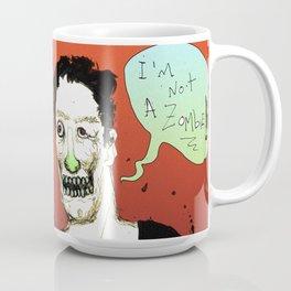 Not a Zombie Coffee Mug