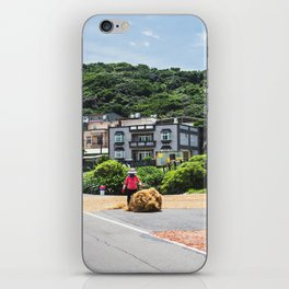 Seaweeds, Long Dong Bay, Taïwan iPhone Skin