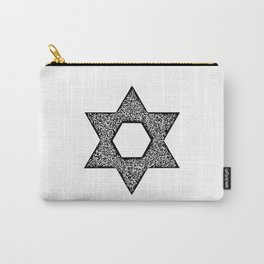 Star of David (Jewish star) Carry-All Pouch
